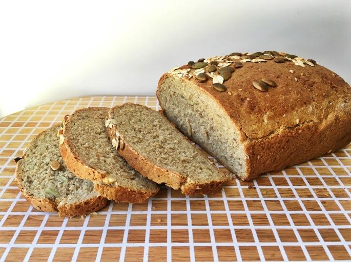 easy multigrain bread